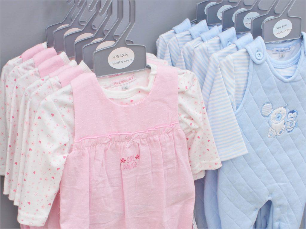 Baby clothing at Junior Jungle
