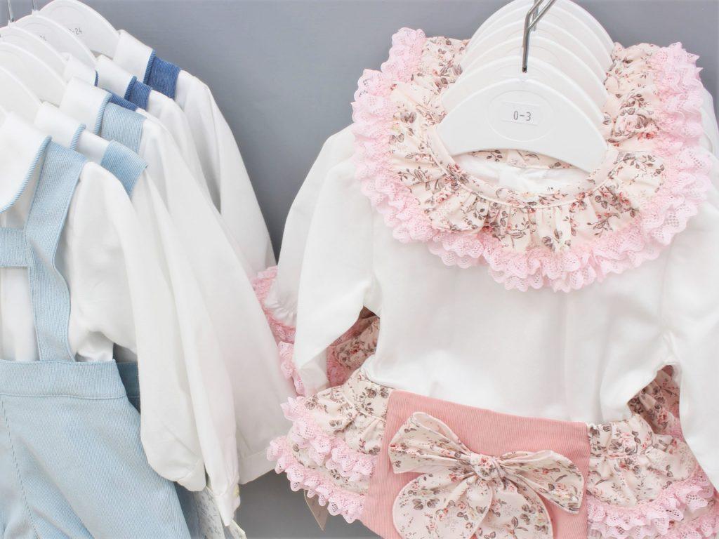 Spanish baby clothing at Junior Jungle