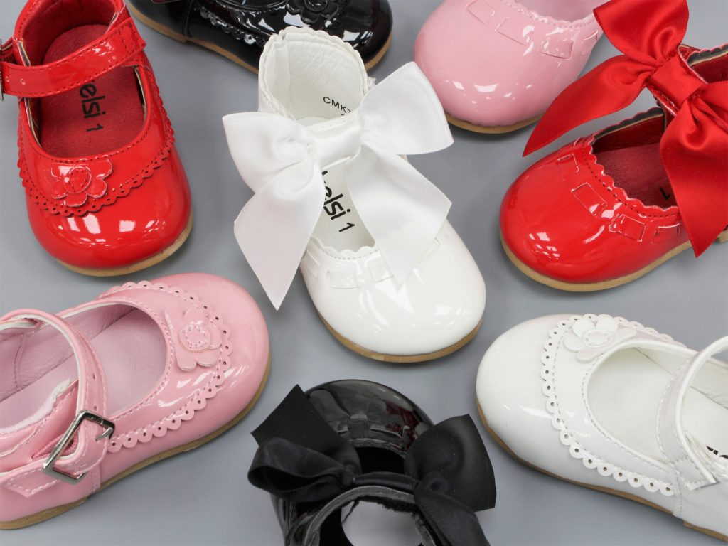 Baby shoes at Junior Jungle